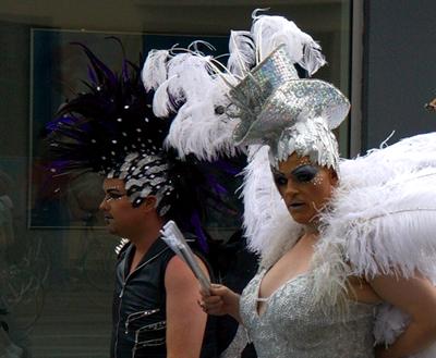 Copenhagen Pride Parade 2010