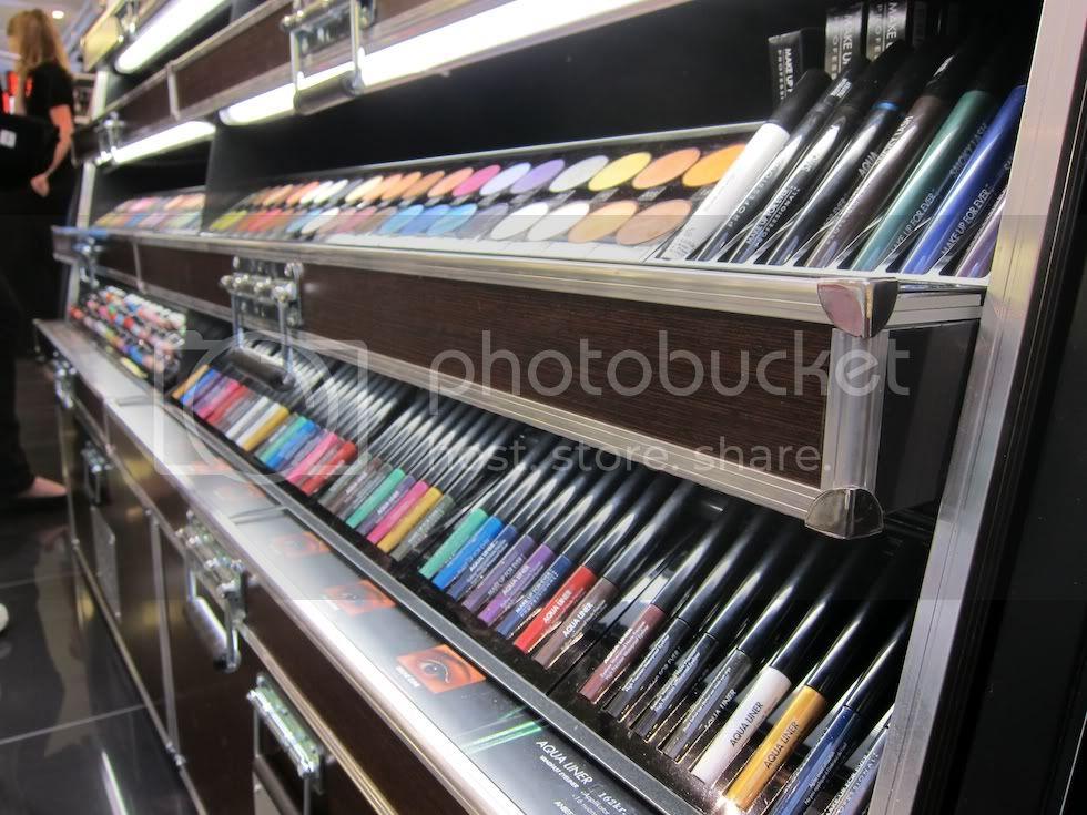 Make Up For Ever hos Sephora