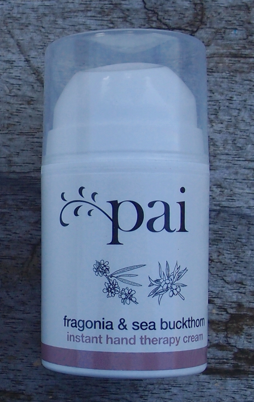 Pai Fragonia & Sea Buckthorn Instant Hand Therapy Cream