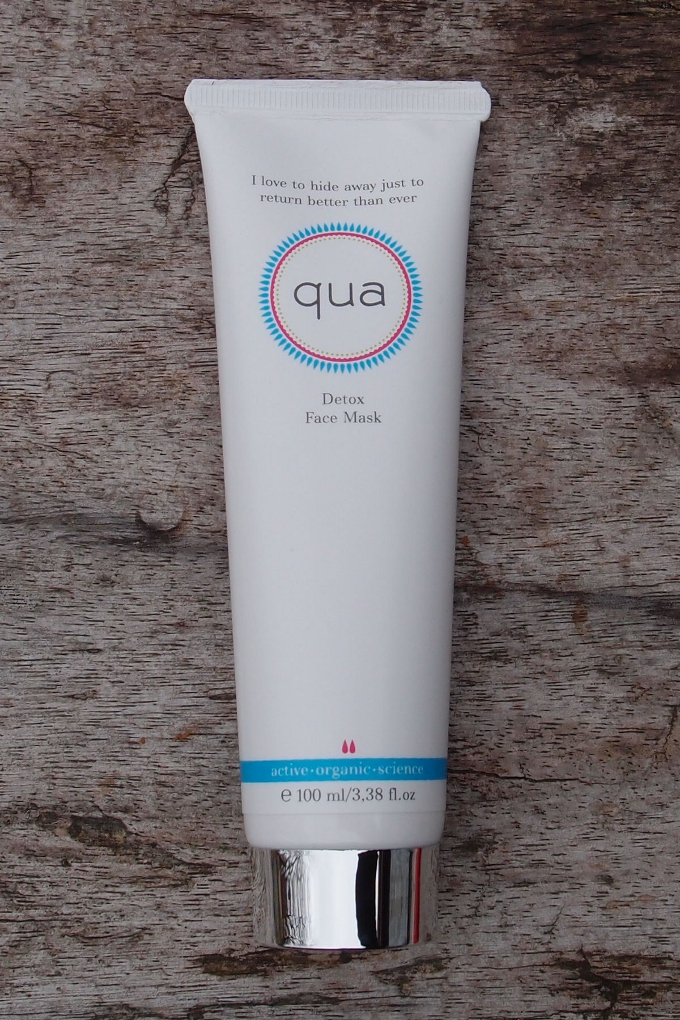 Qua Detox Face Mask