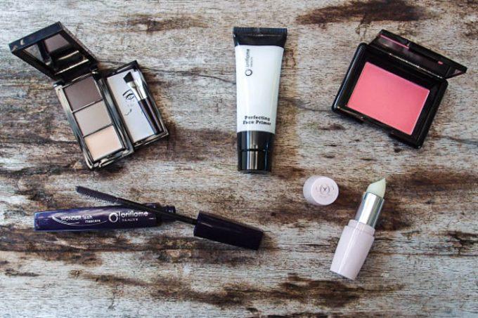 Oriflame makeup