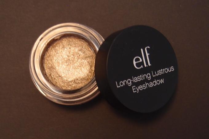 Elf Long-Lasting Lustrous Eyeshadow