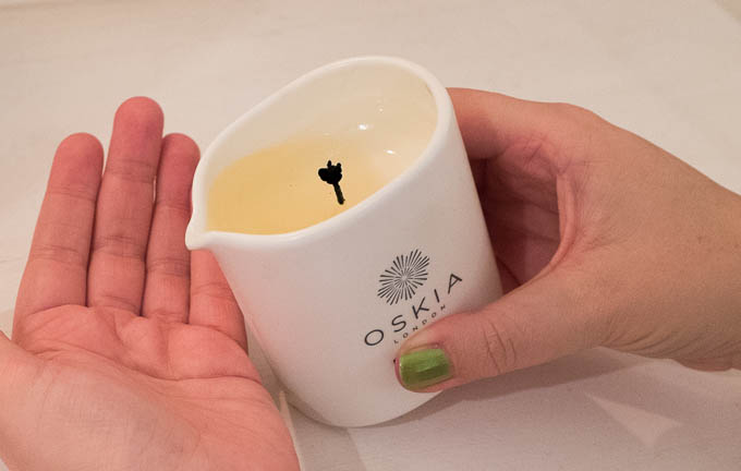 Oskia Massage Candle
