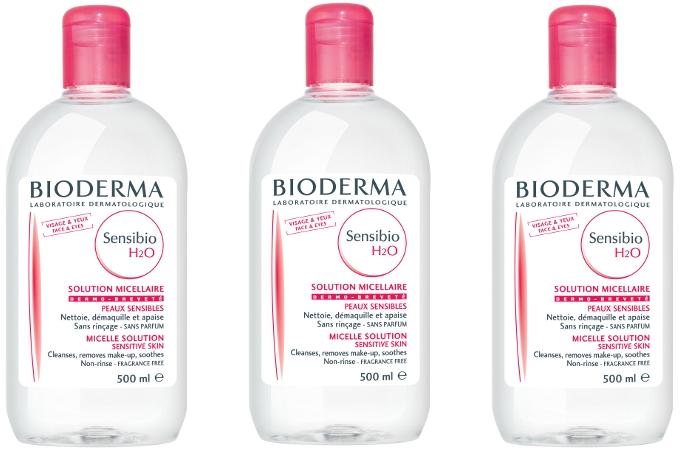 Bioderma Sensibio H2O