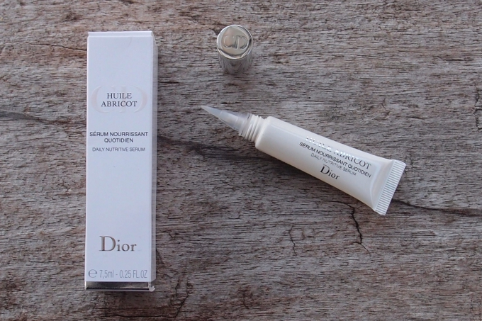 Huile Abricot Daily Nutritive Serum