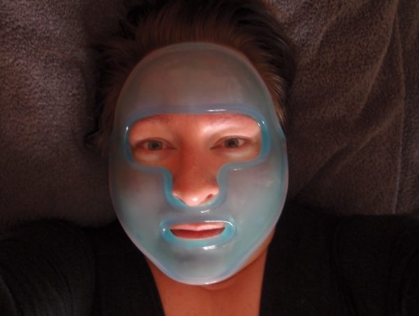 Julie P. Hydrating Face Mask