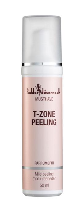 Pudderdåserne T-Zone Peeling
