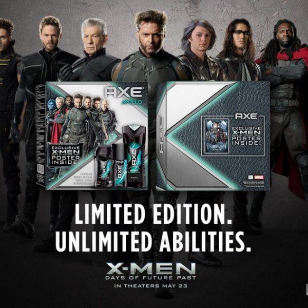 AXE X-MEN