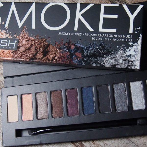 GOSH Smokey Nudes Eye Shadow Palette 001