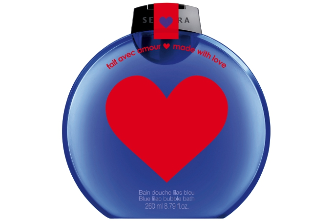 Sephora Blue Lilac Love
