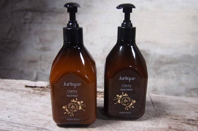 Jurlique Clarity Hand Wash og Lotion