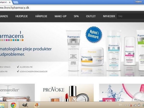 FrenchPharmacy.dk