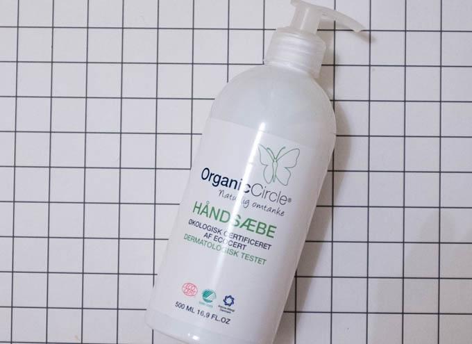 Organic Circle Flydende håndsæbe