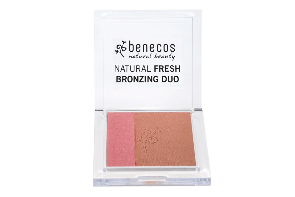 Benecos Natural Fresh Bronzing Duo Ibiza Nights