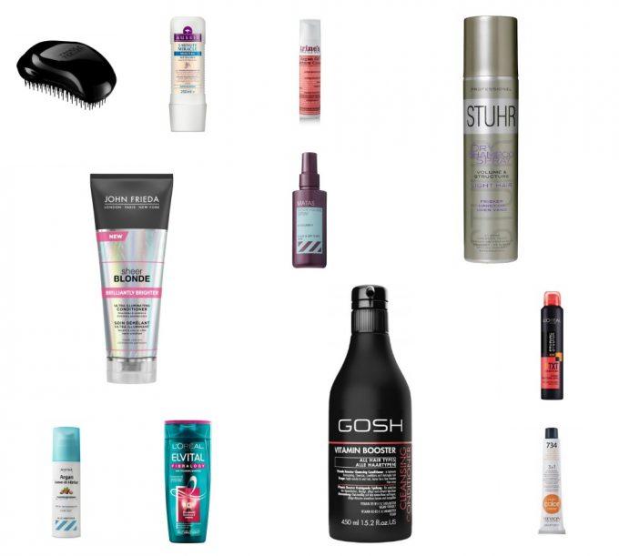 Billig hårpleje og styling