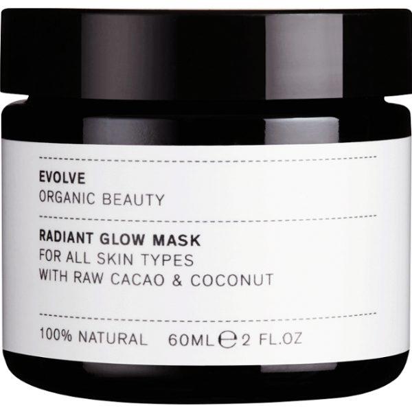 Evolve Organic Beauty Radiant Glow Mask