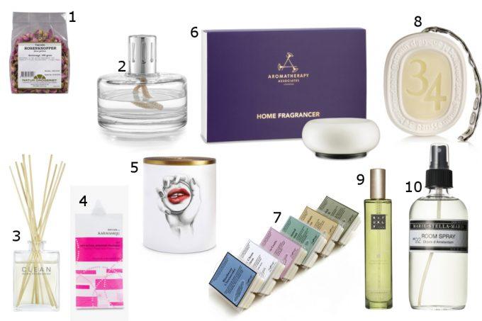 Torsdags Top Ti: Duft til hjemmet