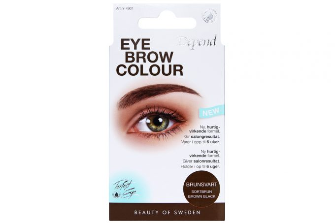 Fredagsfavorit: Depend Eye Brow Colour
