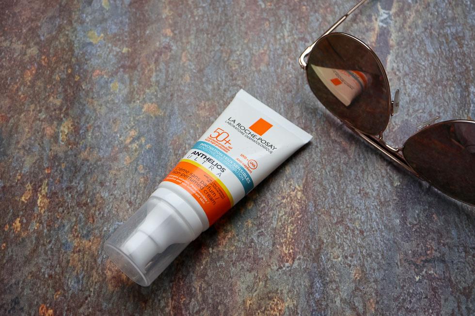 La Roche-Posay solcreme til følsomme øjne