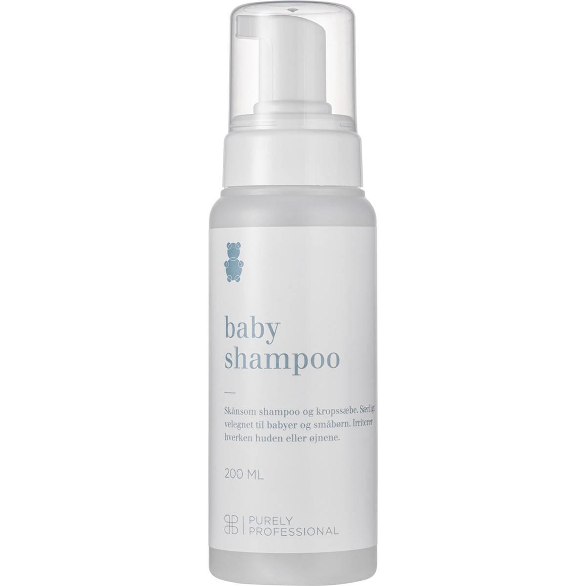 Purely Professional Baby shampoo