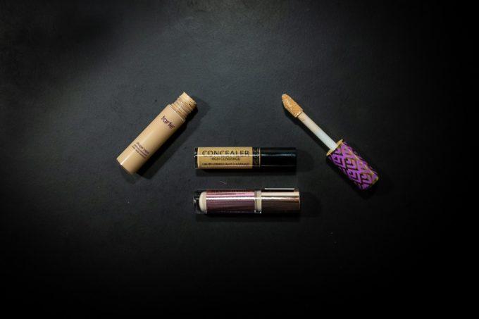 Tape Shape Gosh Makeup Revolution Concealer