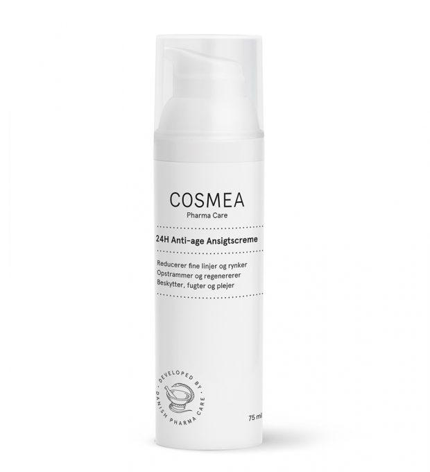 Cosmea 24h antiage ansigtscreme
