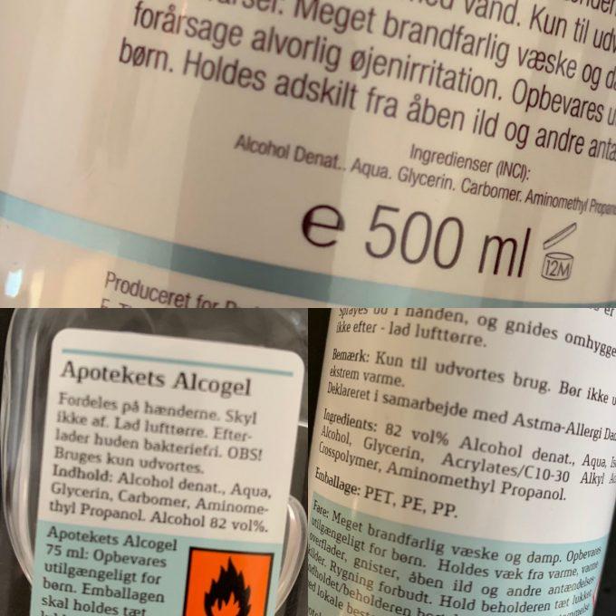 ethanol alkohol