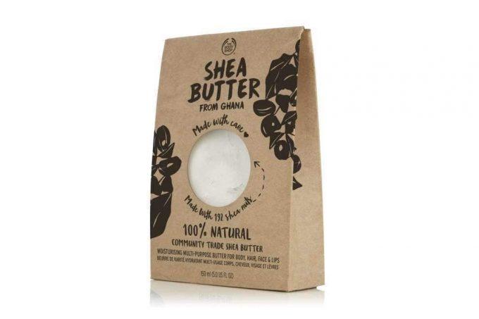 Fredagsfavorit: The Body Shop Shea Butter