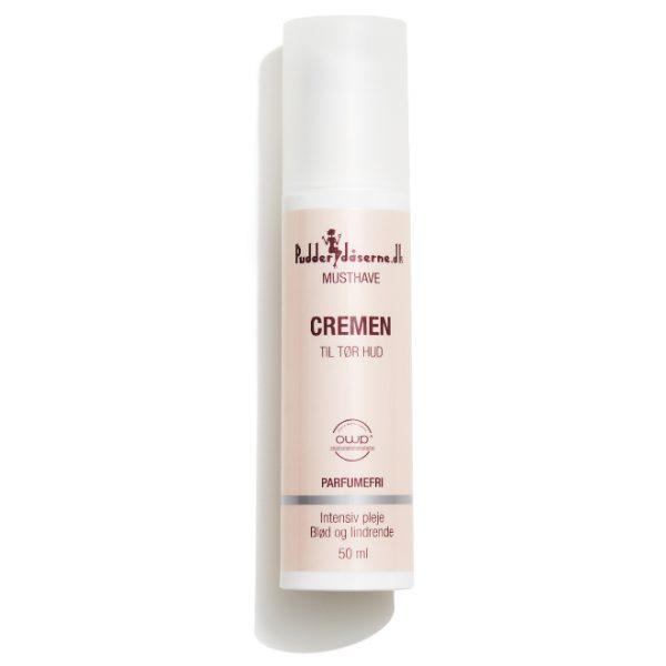 CREMEN til tør hud