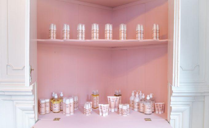 Pudderdåserne showroome