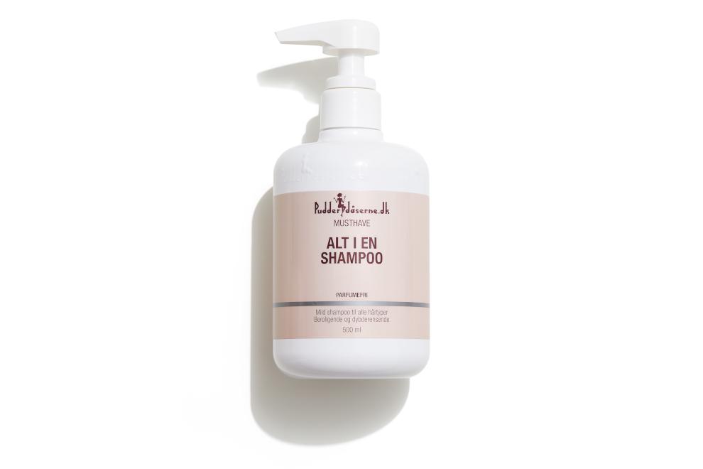Alt i en Shampoo