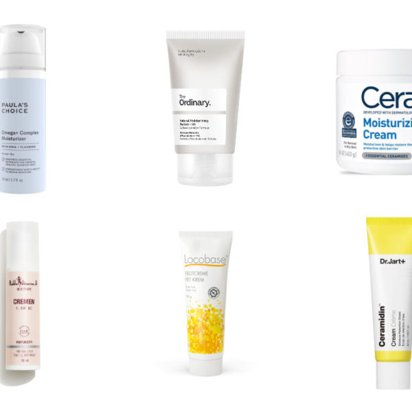 Cremer til hudens barriere